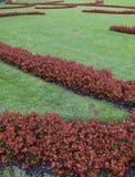Mirabell garden Royalty Free Stock Photos