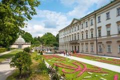 Mirabell Garden, Salzburg Stock Photography