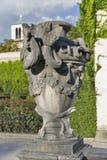 Mirabell garden statue in Salzburg, Austria Stock Images