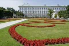 Mirabell Palace Stock Photos