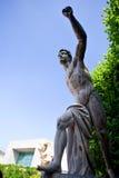mirabell Salzbourg de jardin de l'Autriche photographie stock libre de droits