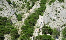 Mirabella Fortress stock afbeelding