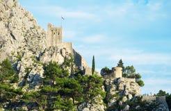 Mirabella Fortress stock afbeeldingen