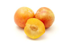 Mirabelle Plum Stock Photos