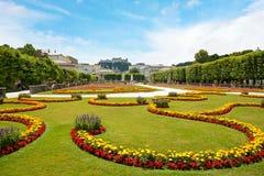 Mirabellgarten, Salzburg Stock Image