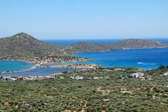 Mirabello Bay Stock Photos