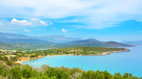 Mirabello Bay Crete, Greece Royalty Free Stock Photo