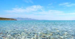 Mirabello Bay Crete, Greece. Sunny Day Royalty Free Stock Photos