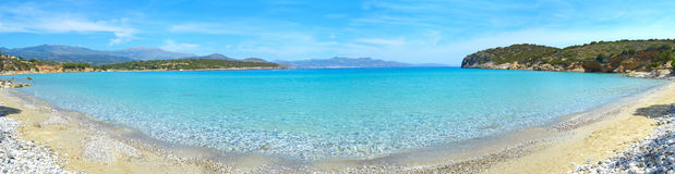 Mirabello Bay Crete, Greece Royalty Free Stock Photography