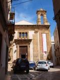 Mirabilia Urbis, Mazara del Vallo, Sicilia, Italia Imágenes de archivo libres de regalías