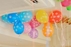 Miracle Balloons Royalty Free Stock Photos