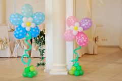 Miracle Balloons Royalty Free Stock Photography