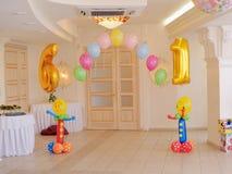 Miracle Balloons Stock Photo