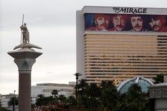 The Miracle Casino. Beautifully street Royalty Free Stock Photo