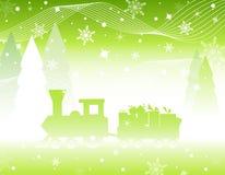 Miracle de Noël Image libre de droits