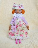Miracle doll Royalty Free Stock Images