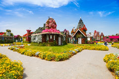 Miracle garden Royalty Free Stock Images