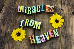 Miracle from heaven faith hope magic happy. Barnwood believe blessed miracles blessing jesus happiness life nature beauty beautiful stock images