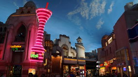 Miracle Mile Shops in Las Vegas, Nevada Royalty Free Stock Photos