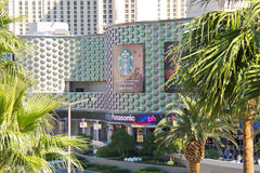 Miracle Mile Shops at Planet Hollywood Resort and Casino in Las Stock Photo