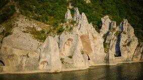 Miracle rocks. Near a Conevo lake ,near Dalgopol,Bulgaria royalty free stock photos