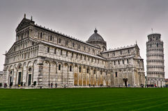 Miracle Square in Pisa Royalty Free Stock Images