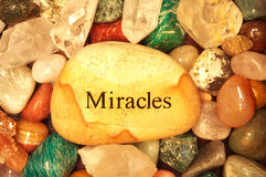 Miracles Photos libres de droits