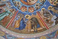 Miracoli attribuiti a Gesù immagini stock libere da diritti