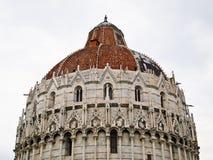 Miracoli del dei de la plaza, Pisa Italia Foto de archivo