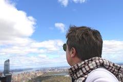 Mirada de Central Park Imagen de archivo libre de regalías