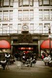 Mirada de la antigüedad del almacén grande de Macy. Imagenes de archivo