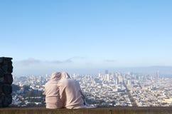 Mirada de San Francisco Imagen de archivo libre de regalías
