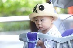 Mirada del bebé Imágenes de archivo libres de regalías