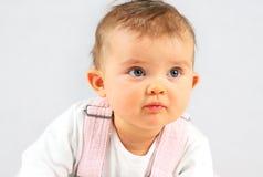 Mirada del bebé Foto de archivo