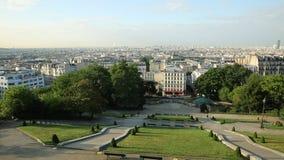 Mirada del horizonte de París