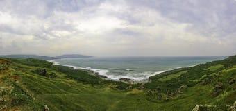 Mirada del océano Imagen de archivo libre de regalías