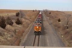 Mirada del tren Fotografía de archivo libre de regalías