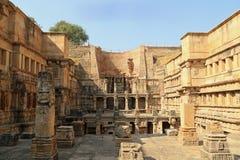 Mirada en Rani Ki Vav fotos de archivo libres de regalías