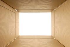 Mirada hacia arriba Imágenes de archivo libres de regalías