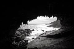 Mirada hacia fuera al mar Fotos de archivo libres de regalías