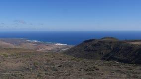 Mirador de Haria, Lanzarote Immagini Stock Libere da Diritti
