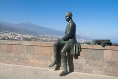 Mirador De Humboldt stockbild