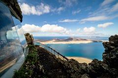 Mirador del Rio Imagens de Stock Royalty Free