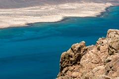 Mirador del rio, lanzarote canary islands Stock Photography
