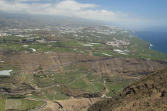 Mirador del Time, La Palma, Canary Islands Royalty Free Stock Image