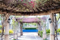 Miradouro de Paseo de Sta rosa Fotos de Stock Royalty Free