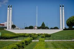 Miradouro do Parque Eduardo VII Royalty Free Stock Images