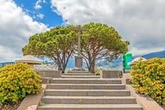 Miradouro Pico dos Barcelos, Funchal, Madeira Stock Images
