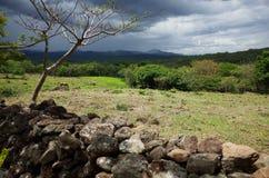 Miraflor naturreserv Royaltyfri Bild