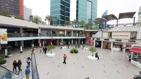 Miraflores district Larcomar commercial center Lima Peru
